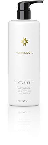 Paul Mitchell MarulaOil Rare Oil Replenishing Shampoo - Haarpflege-Mittel mit farbschonender Rezeptur, pflegende Haarwäsche ideal für trockenes Haar, 710 ml