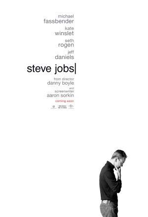 Steve Jobs - Michael Fassbender - Canadian Imported Movie Wall Poster Print - 30CM X 43CM