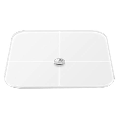 EEDPO Escalas Inteligentes Escala Corporal de Espejo Escala de composición de Grasa Prueba de Equilibrio Bluetooth Salud Corporal Escala de Peso Corporal