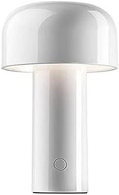 Round Hat Design Desk Lamp Table Lamp Bedside Decorative Desk Lamp For Bedroom Girls Guest Room Living Room