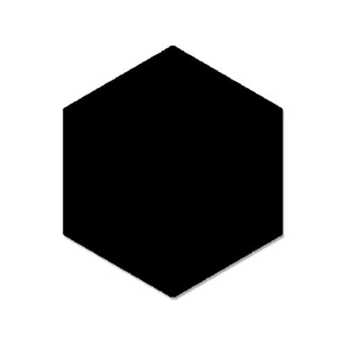 Adhesivos de pared 3D hexagonales hexagonales de acrílico para decoración de pared