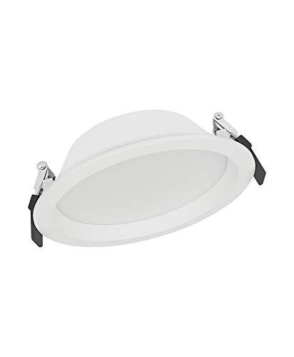 Ledvance ALU Dali LUM Indoor Downlight, LED, 14 W, Blanco
