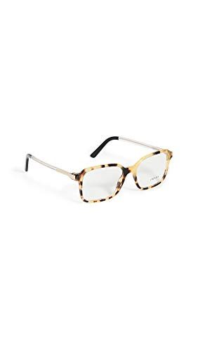 Prada 0PR 03XV Monturas de gafas, Medium Havana, 53 para Mujer