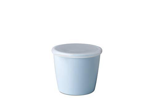 Rosti Mepal 106140013800 Boîte de Conservation Mélamine Retro Bleu 13,2 x 12 x 10,2 cm 650 ml