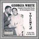 Complete Recorded Works In Chronological Order, Vol. 2, 1936-1937 by Georgia White (2013-05-03)