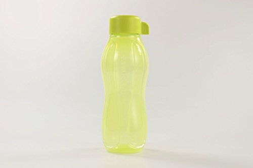 Tupperware 10141 - Botella ecológica, 310 ml, color verde lima