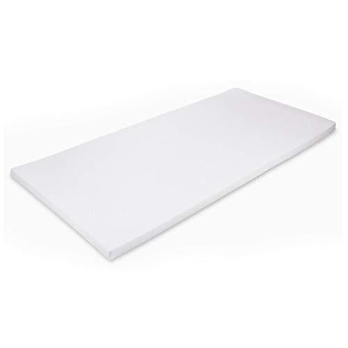 MSS® Cotton Bezug/Ersatzbezug für Viscotopper/Kaltschaumtopper/Latextopper/Viscoauflage/Kaltschaumauflage/Topper