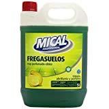 Mical Profesional - Fregasuelos - Perfumado ctrico - 5 l - [set...