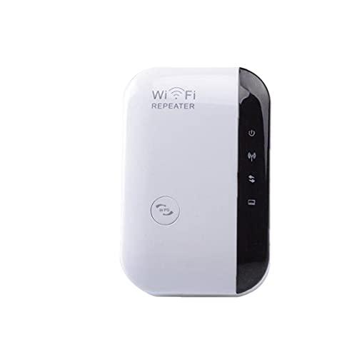 YepYes 300 M WiFi Repetidor para Pequeño Pan al Vapor del repetidor del Amplificador WiFi Range Extender Internet de señal Normativa Europea elevadores, Enchufe de la UE