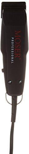 Moser 1400 Mini - Cortapelos, color negro, Único (MOSER 141