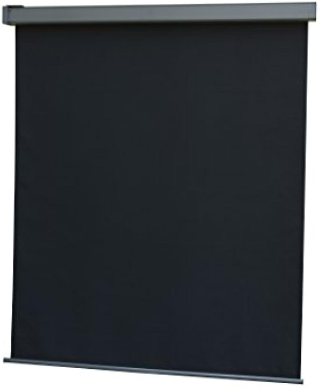 Leco Balkonmarkise 120 x 200 cm, anthrazit