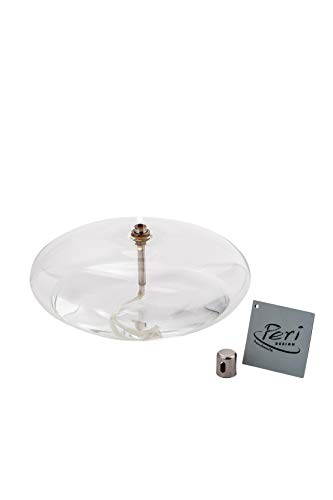 Peri GLASS - 1208 Öllampe aus Glas, 10 cm
