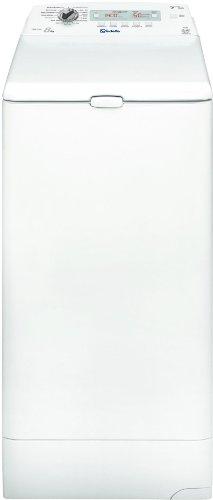Vedette VLT8384 Libera installazione Caricamento dall'alto 8kg 1400Giri/min A+++ Bianco lavatrice