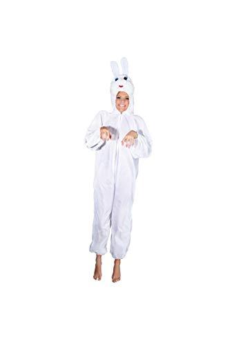 Déguisement lapin blanc - unique