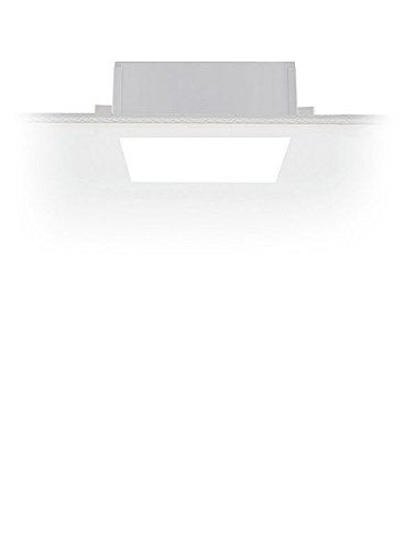 EGOLUCE - Faretto a incasso Egoluce Quadrato 230V