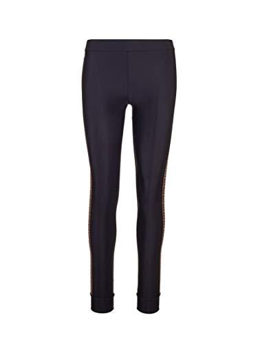 Luxury Fashion | Fendi Meisjes JFF179A69UF0QA1 Zwart Elasthaan Leggings | Lente-zomer 20
