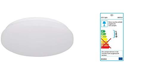 LED's Light Shada LED-Rundleuchte 20 W warmweiß 830, 290