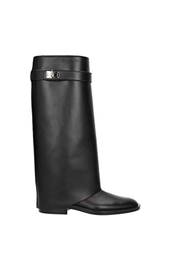 Givenchy, Damen Stiefel & Stiefeletten , Schwarz - Schwarz  - Größe: 36 EU