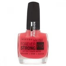 Maybelline Vernis à ongles New York Forever Strong Pro Rose 180