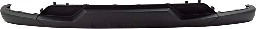 Front Lower Valance Compatible with 2016-2018 Chevrolet Silverado 1500 Fascia Textured All Cab Types - CAPA
