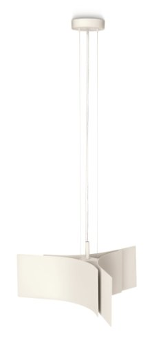 Philips InStyle Bent Pendelleuchte, 70 W, 1-flammig, creme weiß 408263816