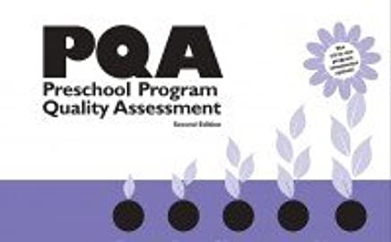 Preschool Pqa Form A Classroom Items Highscope