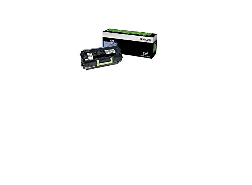 Lexmark 62D1X00 OEM Toner - (621X) MX711 MX810 MX811 MX812 Extra High Yield Return Program Toner (45000 Yield)