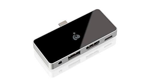 IOGEAR Travel Pro USB-C Mini Dock (GUD3C460)