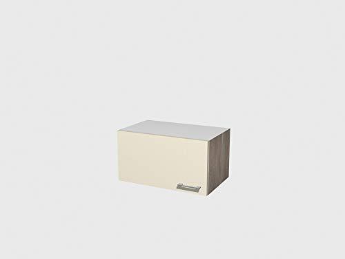 Smart Möbel Kurz-Hängeschrank 60 x 32 cm Magnolienweiß - Magnolia