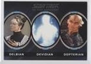 Delbian; Devidian; Dopterian; Douwd; Dreman; Edo (Trading Card) 2011 Rittenhouse The Complete Star Trek: The Next Generation Series 1 - Alien Cards #A5