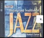 HISTORY AND TRADITION OF JAZZ CDS