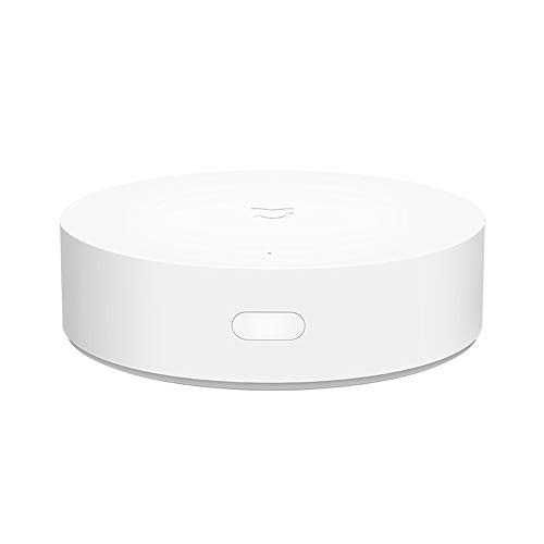 Für MIjia Multifunktions Gateway Smart Gateway Multi-Mode Smart Gateway Kompatibel mit HomeKit MiHome Bluetooth Mesh Zigbee