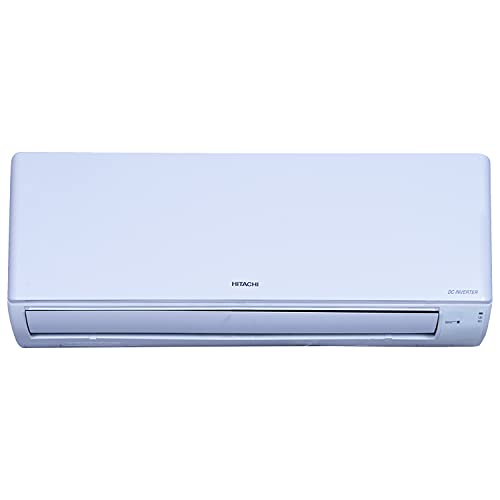Hitachi 1.0 Ton 3 Star Inverter Split AC (Copper,MERAI 3100s RSF312HBEA White)