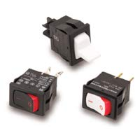 SUBMINIATURE Limited price Rocker Omaha Mall Switch