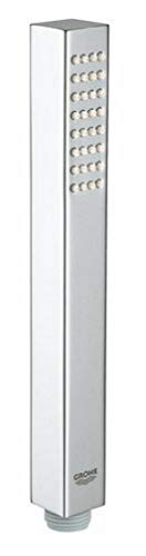 GROHE Euphoria Cubeund Stick (Brausen und Duschsysteme-Handbrause 1 Strahlart, Normalstrahl) chrom, 27884001