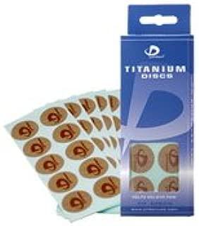 Phiten Titanium Discs (70 Discs) ( Pack Of 3 )
