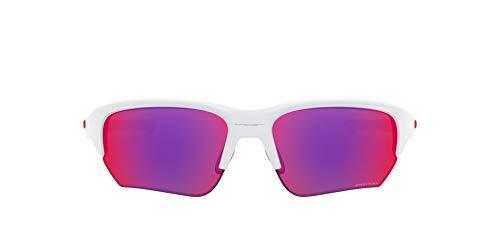 OAKLEY Flak Beta Oo9363 936305 64 Mm Gafas de sol para Hombre, Blanco, 0
