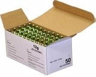 150 - 12g CO2 Cartridges THREADED - Tiire Inflator - Paintball & Airgun
