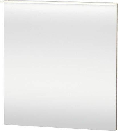 Duravit Happy D.2 spiegel met verlichting, 800 mm, Kleur: Europees eikenhouten decor - H2749405252