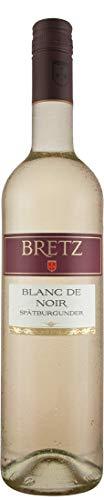 Ernst Bretz Blanc de Noir Spätburgunder QbA 2019 (0.75l) trocken