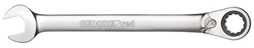 GEDORE red Ringratschenmaulschlüssel umschaltbar, metrisch Schlüsselweite 10 mm