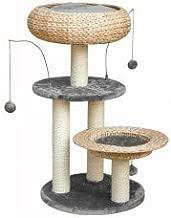 Cat tree Cat scratcher scratching post kitchen furniture FAUNA LORENZ CAT PLAY TOWER - GREY 45x45x76 cm big-offer-for-cat-scratchers