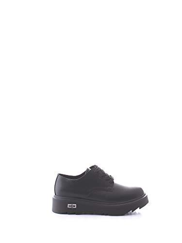 Cult - Shoe Lace Leder #black SHOELACE 38