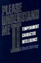 Please Understand Me II: Temperament, Character, Intelligence