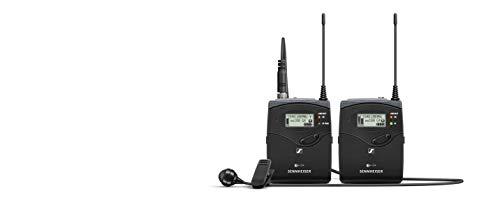 Sennheiser portables Drahtlos-Lavaliermikrofon-Set (EW 122P G4-E)