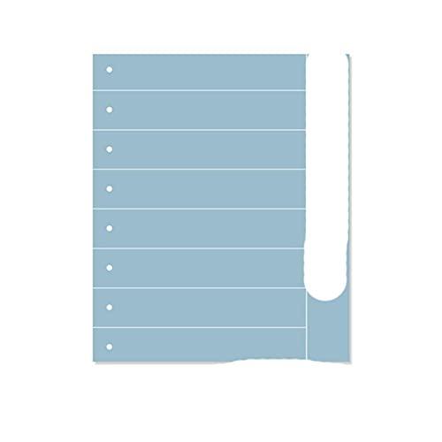 80 hojas para hacer la lista Bloc de notas divertidas y novedosas Bloc de notas Tear Off Pad Office Gifts-F
