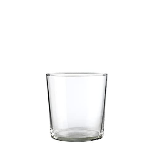 Vasik Mini Vasos de Sidra, 360 milliliters, Cristal, Transparente