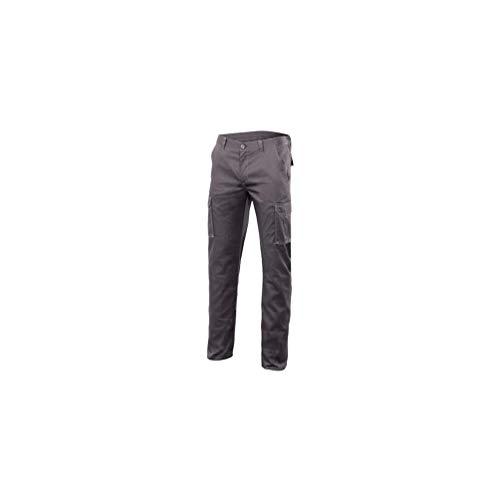 Velilla Confeccion Industrial 103005S T48 - Pantalon trabajo t48 elast. gr stretch mltibol velilla