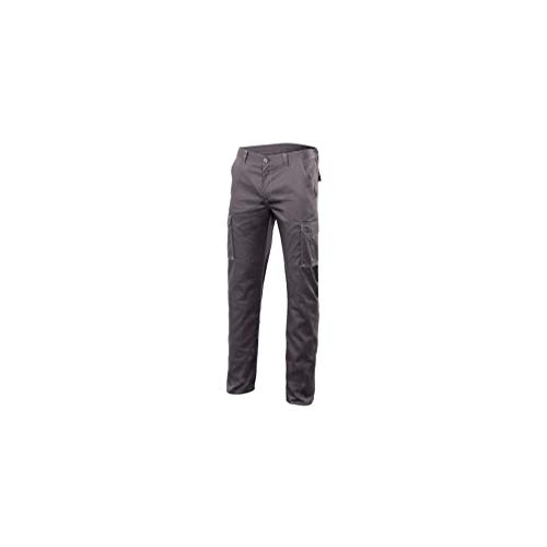 Velilla Confeccion Industrial 103005s T44–Pantalon Lavoro T44elast. Gr Stretch mltibol Velilla