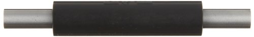 """Starrett 234A-3 End Measuring Rod With Spherical End And Insulating Handle, 1/4"""" Diameter, 3"""" Length"""